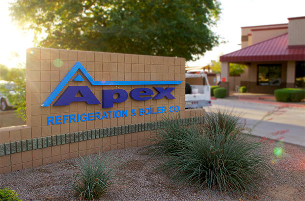 photo of Apex headquarters